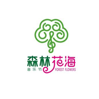 海湾国家森林公园logo分享展示